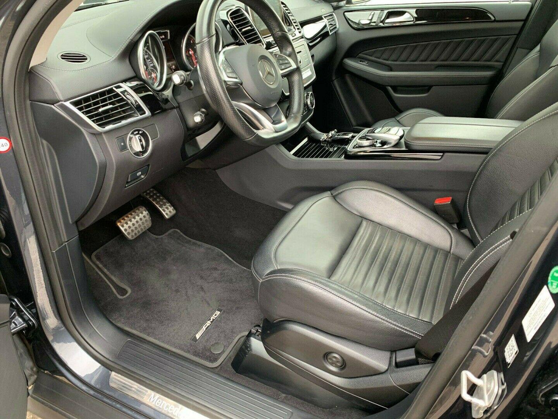 Mercedes GLE350 d 3,0 Coupé aut. 4-M 5d, Gråmetal