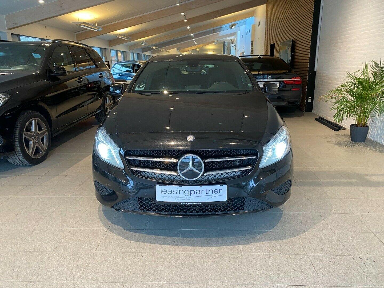Mercedes A180 1,8 CDi aut. 5d, Sort