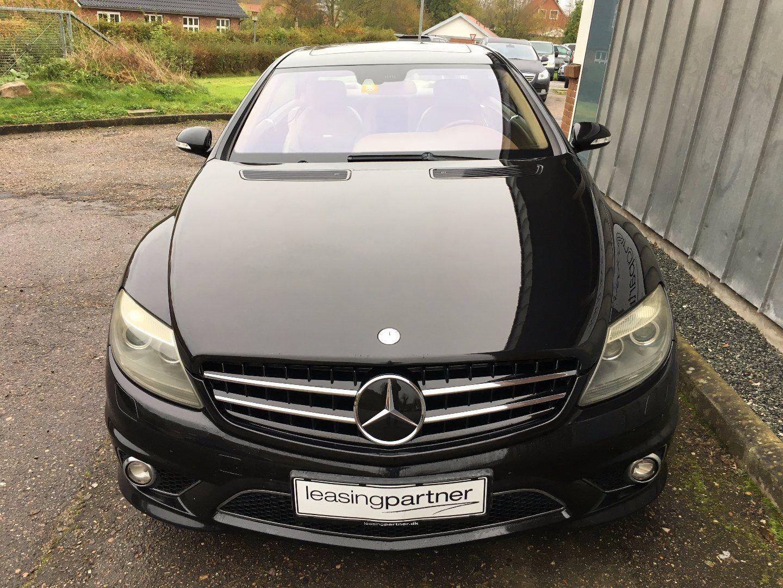 Mercedes CL63 6,3 AMG aut. 2d,