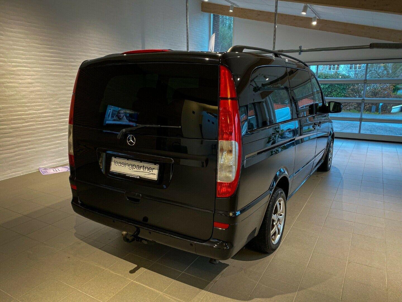 Mercedes Vito 122 3,0 CDi Kombi aut. L 4d,