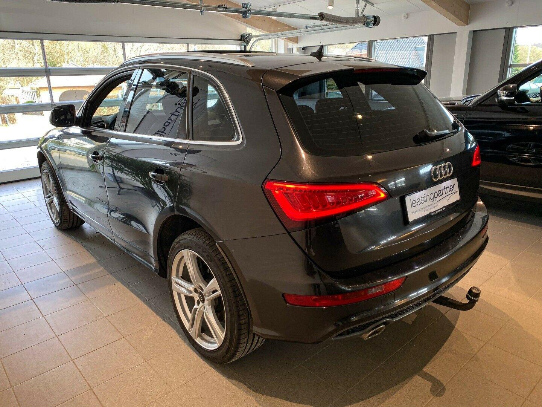 Audi Q5 3,0 TDi 245 S-line quattro S-tr. 5d, Koksmetal
