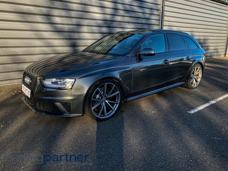Audi RS4 4,2 FSi Avant quattro S-tr. 5d, Gråmetal