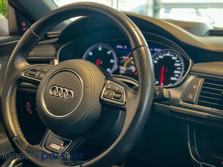 Audi A7 3,0 TDi 320 SB quattro Tiptr. 5d, Gråmetal
