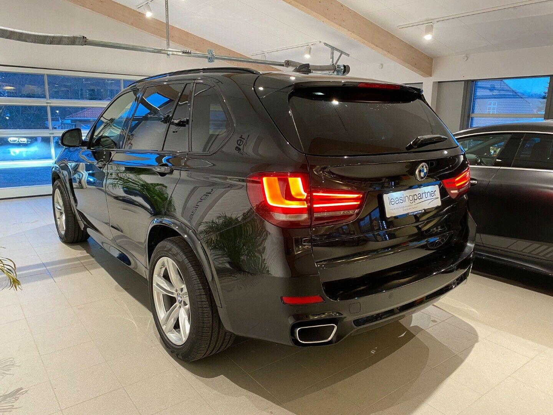 BMW X5 3,0 xDrive30d M-Sport aut. 5d, Sort