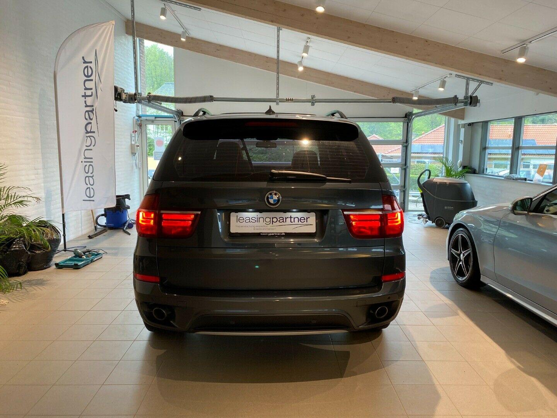 BMW X5 3,0 xDrive30d aut. 5d, Grå