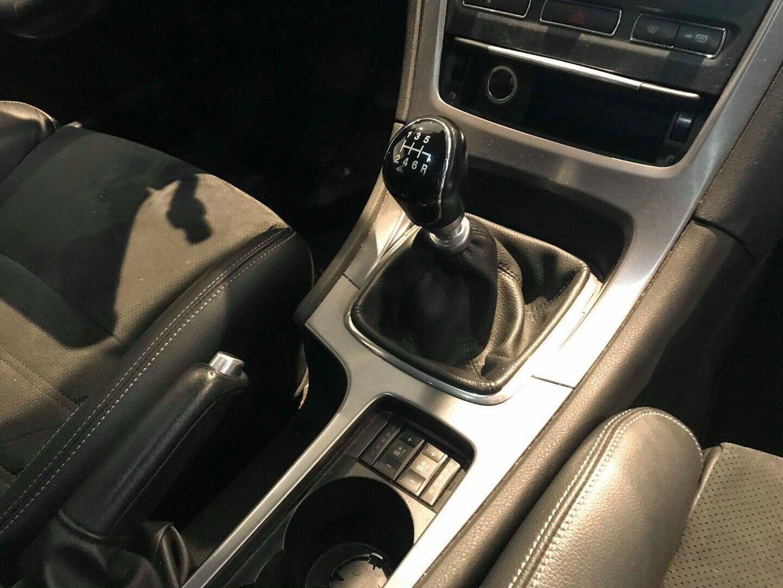 Ford Mondeo 2,2 TDCi 200 Titanium stc. 5d, Sort
