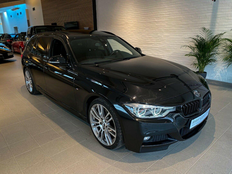 BMW 330d 3,0 Touring aut. 5d,