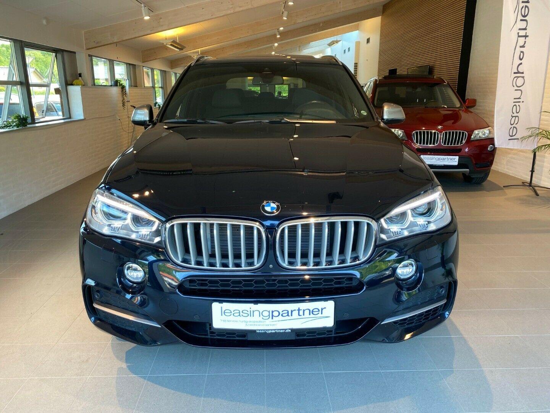 BMW X5 3,0 M50d xDrive aut. 5d, Carbonsortmetal