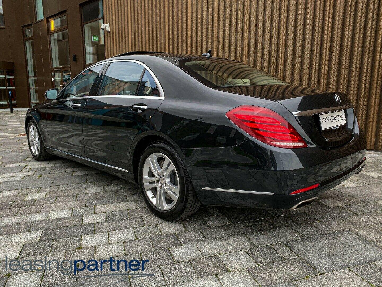 Mercedes S500 4,7 aut. 4-M lang 4d, Koksmetal