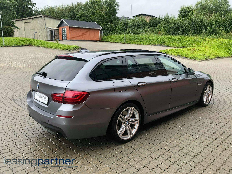 BMW 535d 3,0 Touring xDrive aut. 5d, Grå