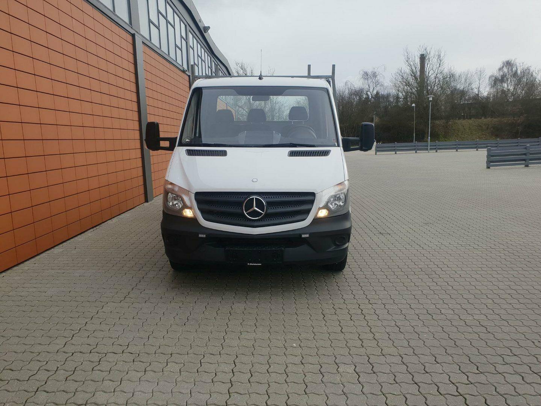 Mercedes Sprinter 319 3,0 CDi R3 Ladvogn 2d, Hvid