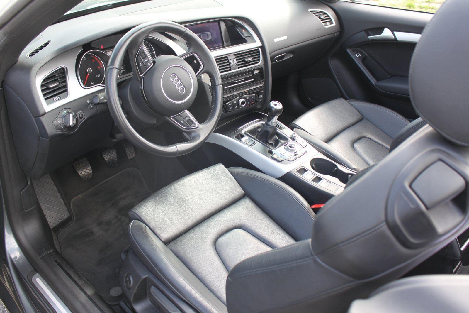 Audi A5 2,0 TDi 150 Cabriolet 2d,