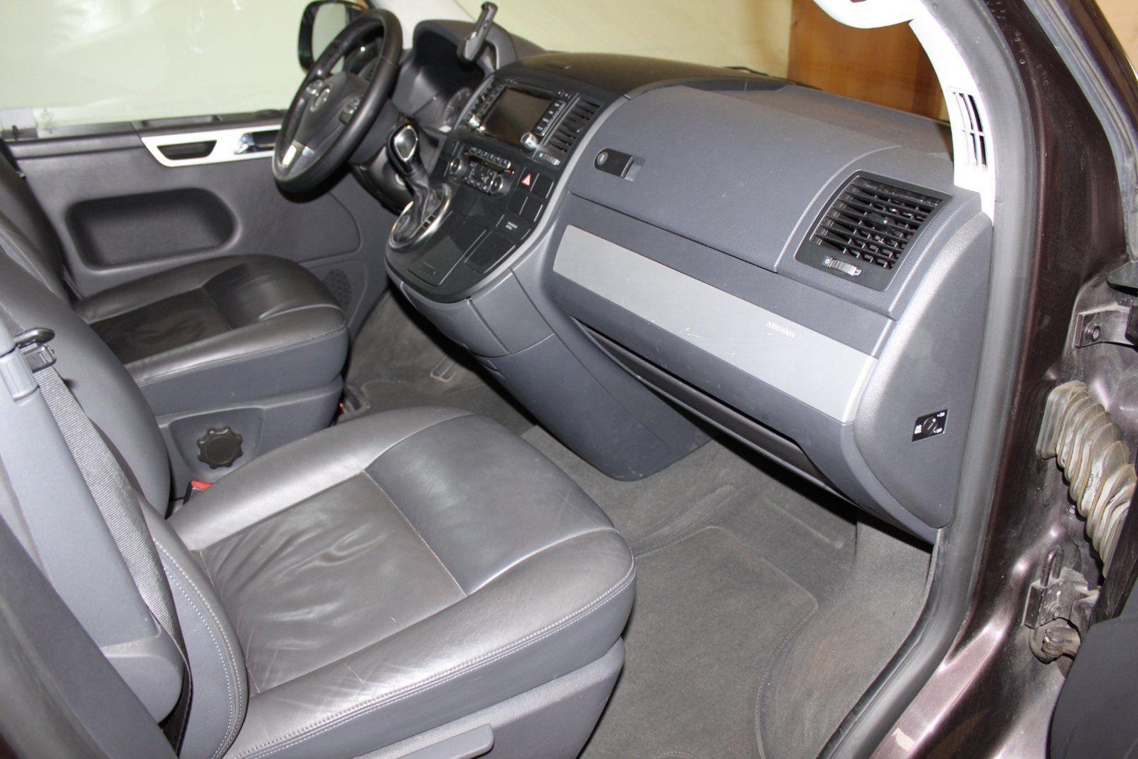 VW Multivan 2,0 TDi 180 Highline DSG kort 4d, Brunmetal