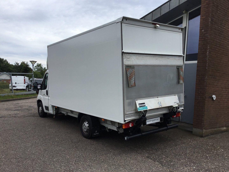 Peugeot Boxer 335 2,2 HDi 130 Kassevogn m/lift L4 2d, Hvid
