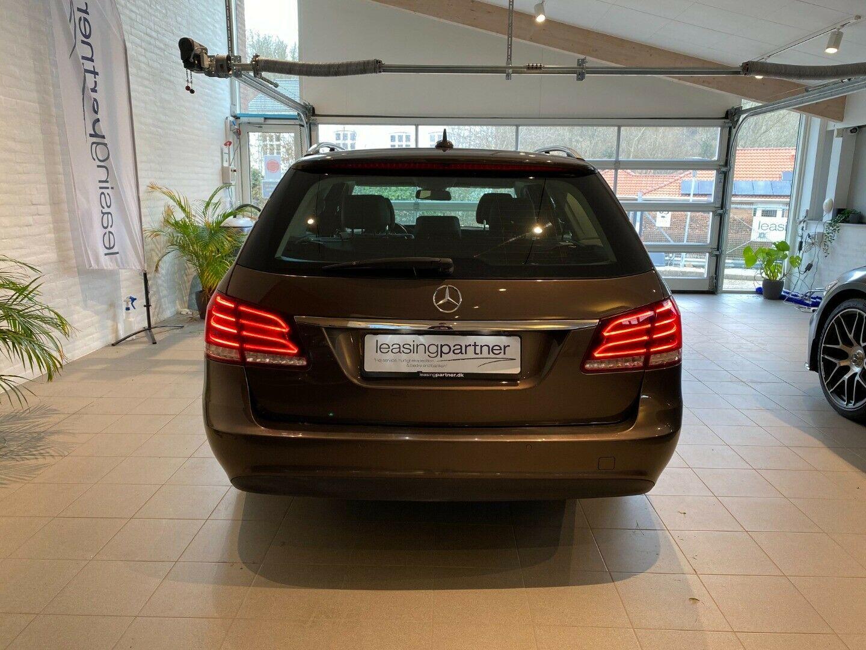 Mercedes E300 3,0 BlueTEC stc. aut. 5d, Brun