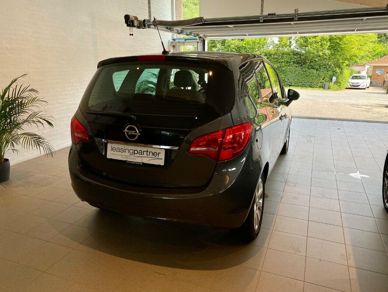 Opel Meriva 1,7 CDTi 100 Cosmo aut. 5d, Grå