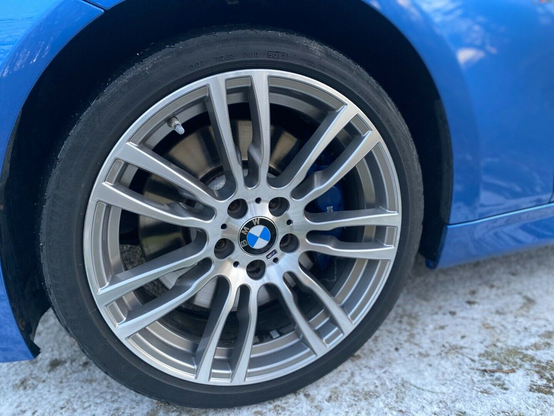 BMW 335d 3,0 Touring xDrive aut. 5d, Blåmetal