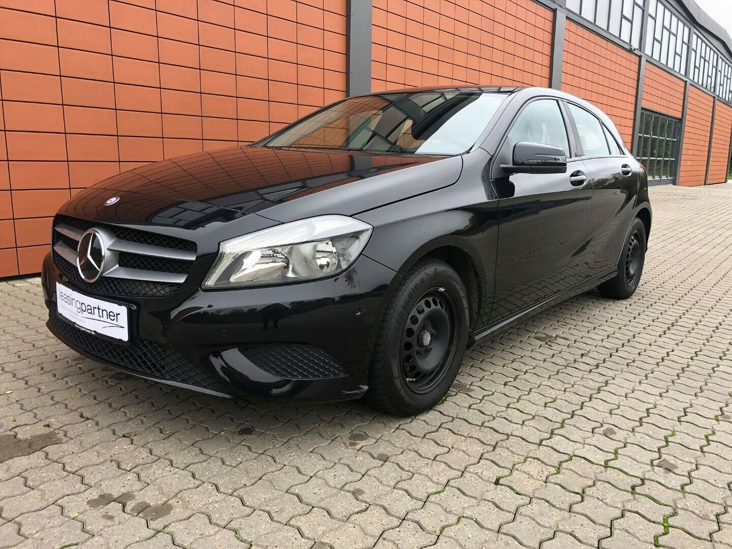 Mercedes A180 1,5 CDi aut. 5d, Sort