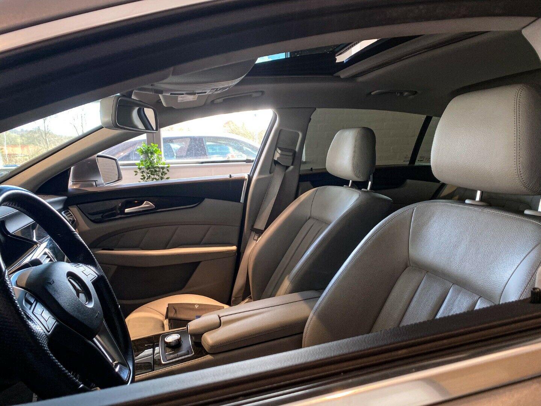 Mercedes CLS350 3,0 CDi SB aut. BE 5d, Gråmetal