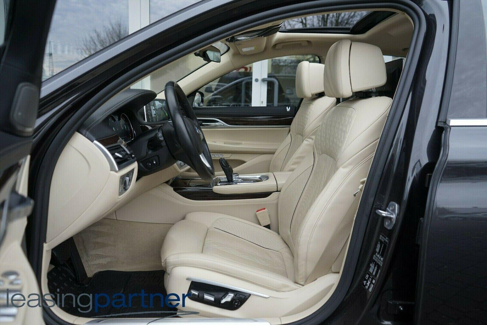 BMW 740Ld 3,0 xDrive aut. 4d, Gråmetal