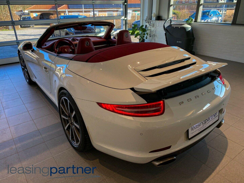 Porsche 911 Carrera 3,4 Cabriolet PDK 2d,