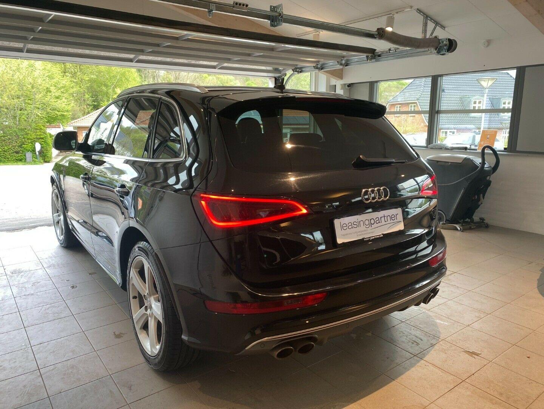 Audi SQ5 3,0 TDi 326 quattro Tiptr. 5d, Sort