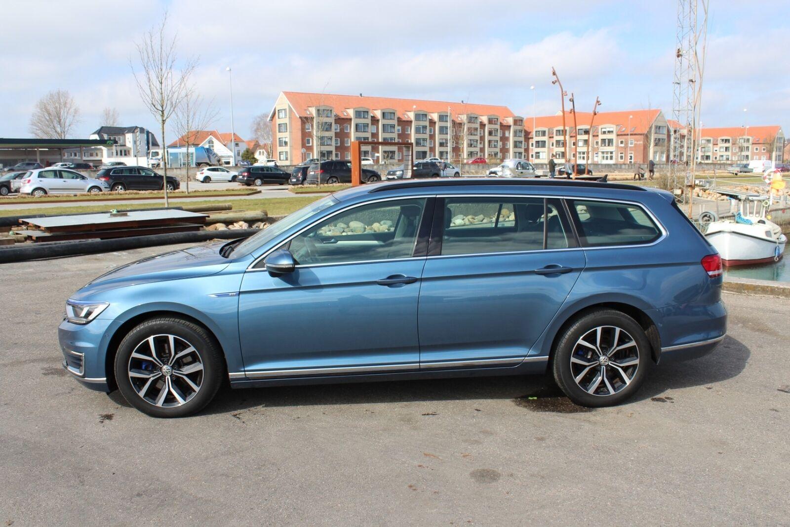 VW Passat 1,4 GTE Variant DSG 5d,