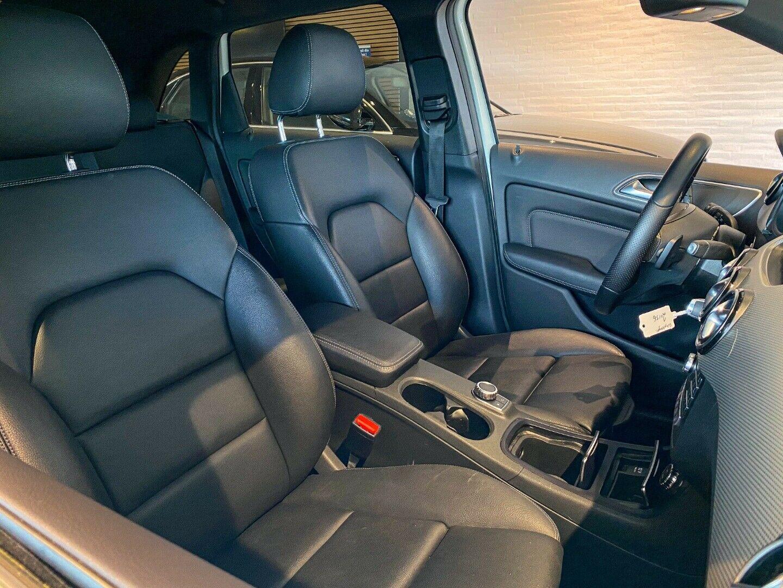 Mercedes B200 d 2,2 Style aut. 5d, Hvid