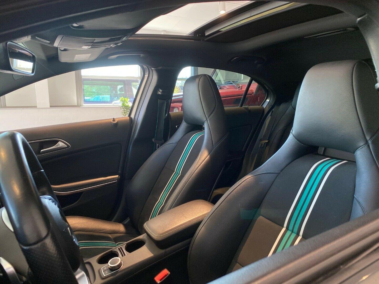 Mercedes A250 2,0 Sport aut. 5d, Grå